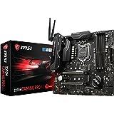 MSI Z370M GAMING PRO AC M-ATX ゲーミングマザーボード [Intel Z370チップセット搭載] MB4144