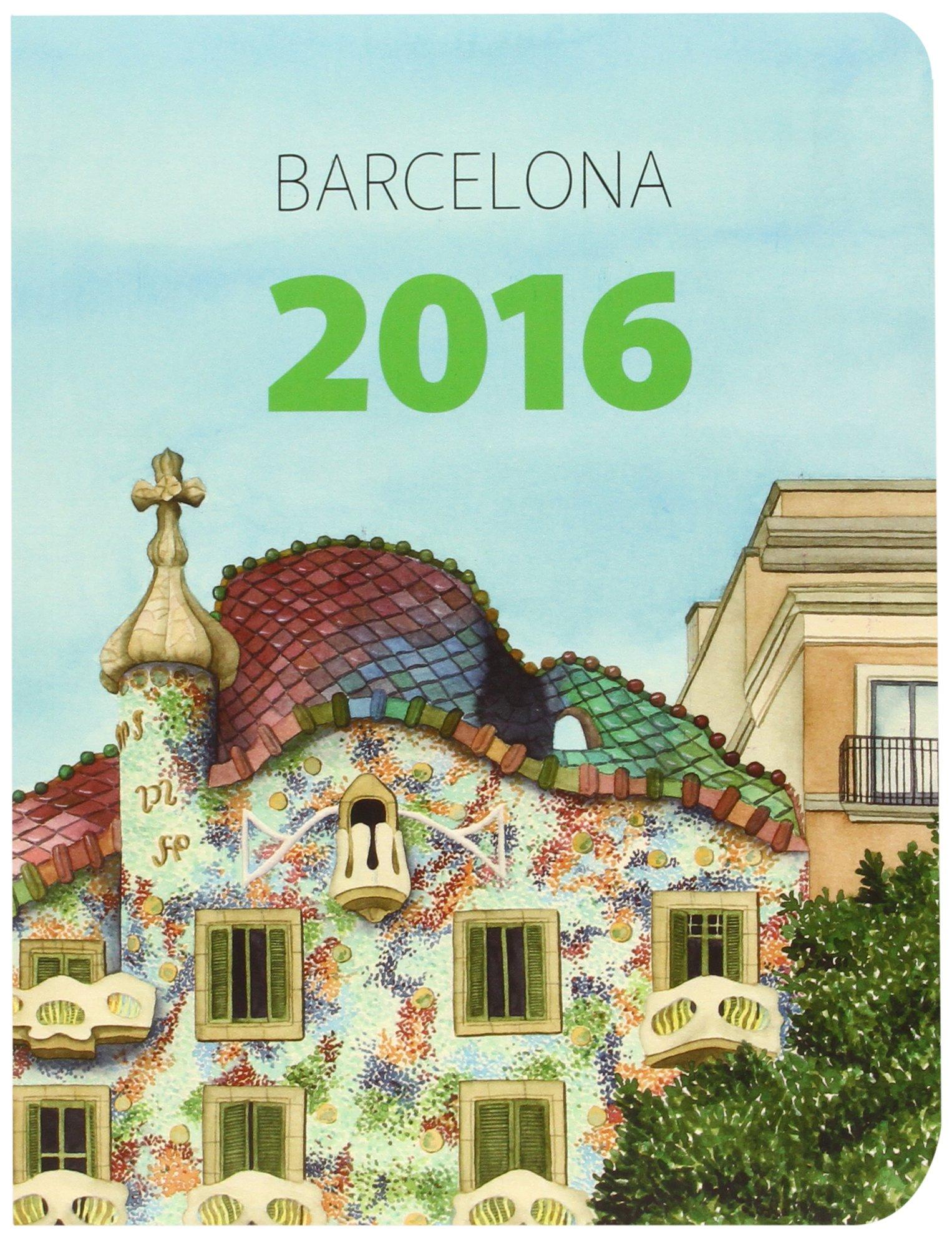 Agenda Barcelona 2016: Amazon.es: Begoña García Carteron ...