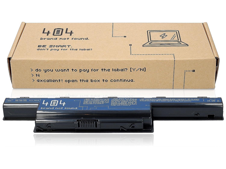 404Brand Batería del ordenador portátil para Packard Bell Easynote LM (10.8V, 4400 mAh, negro, 6 celdas): Amazon.es: Electrónica