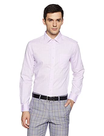 2167c63f19833c Arrow Men s Formal Shirt Formal Shirts from amazon in Apparels