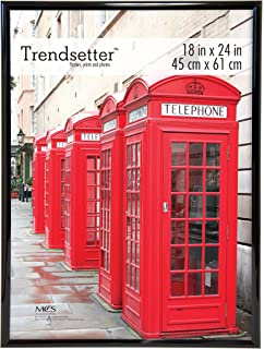 mcs trendsetter poster frame 18 x 24