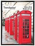 MCS Trendsetter 18x24 Inch Poster Frame, Black