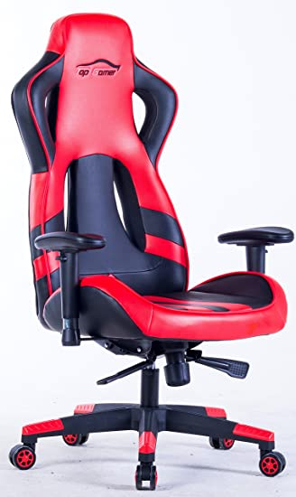 red black home office. top gamer ergonomic gaming chair pc racing game chairs for home office red black e