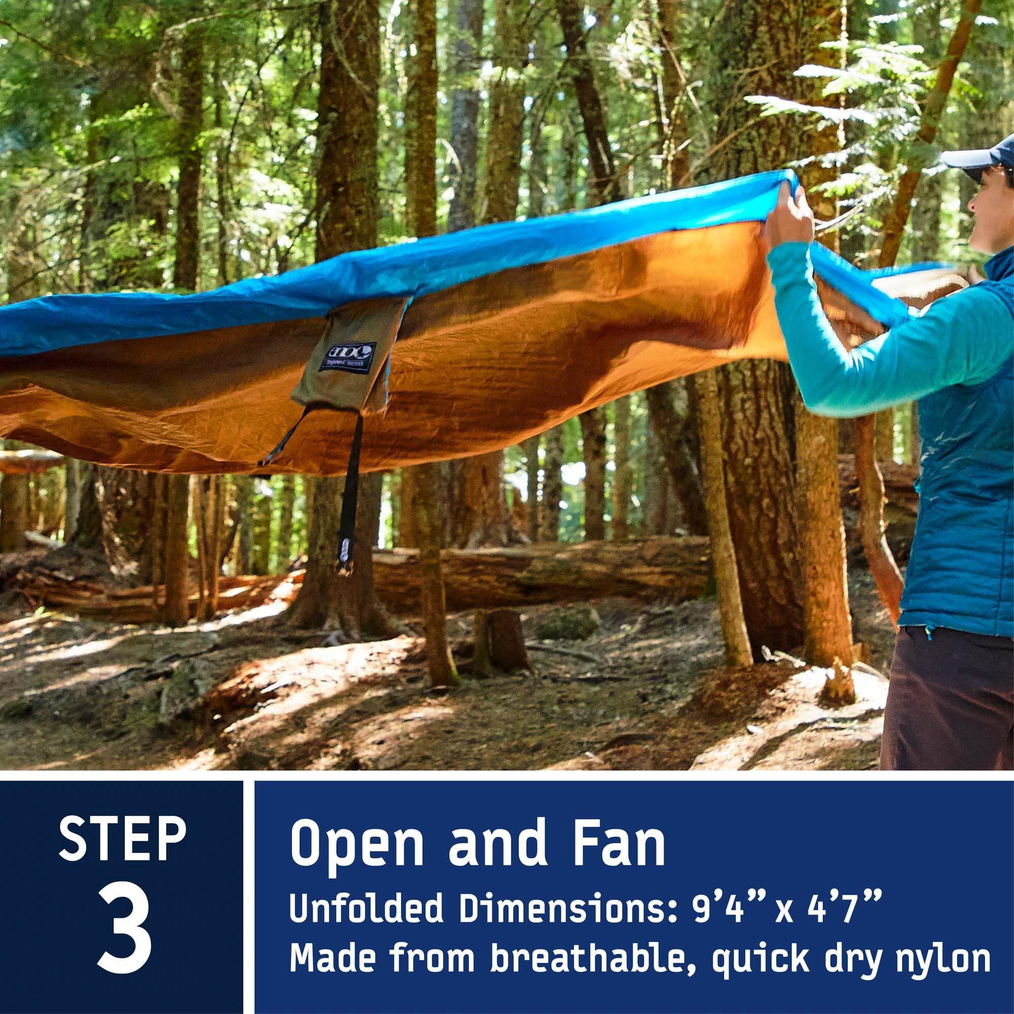 teal singlenest portable tibs one hammocks hammock product eagles nest outfitters eno khaki for automotive