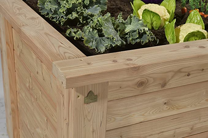 GASPO Jardinera de madera