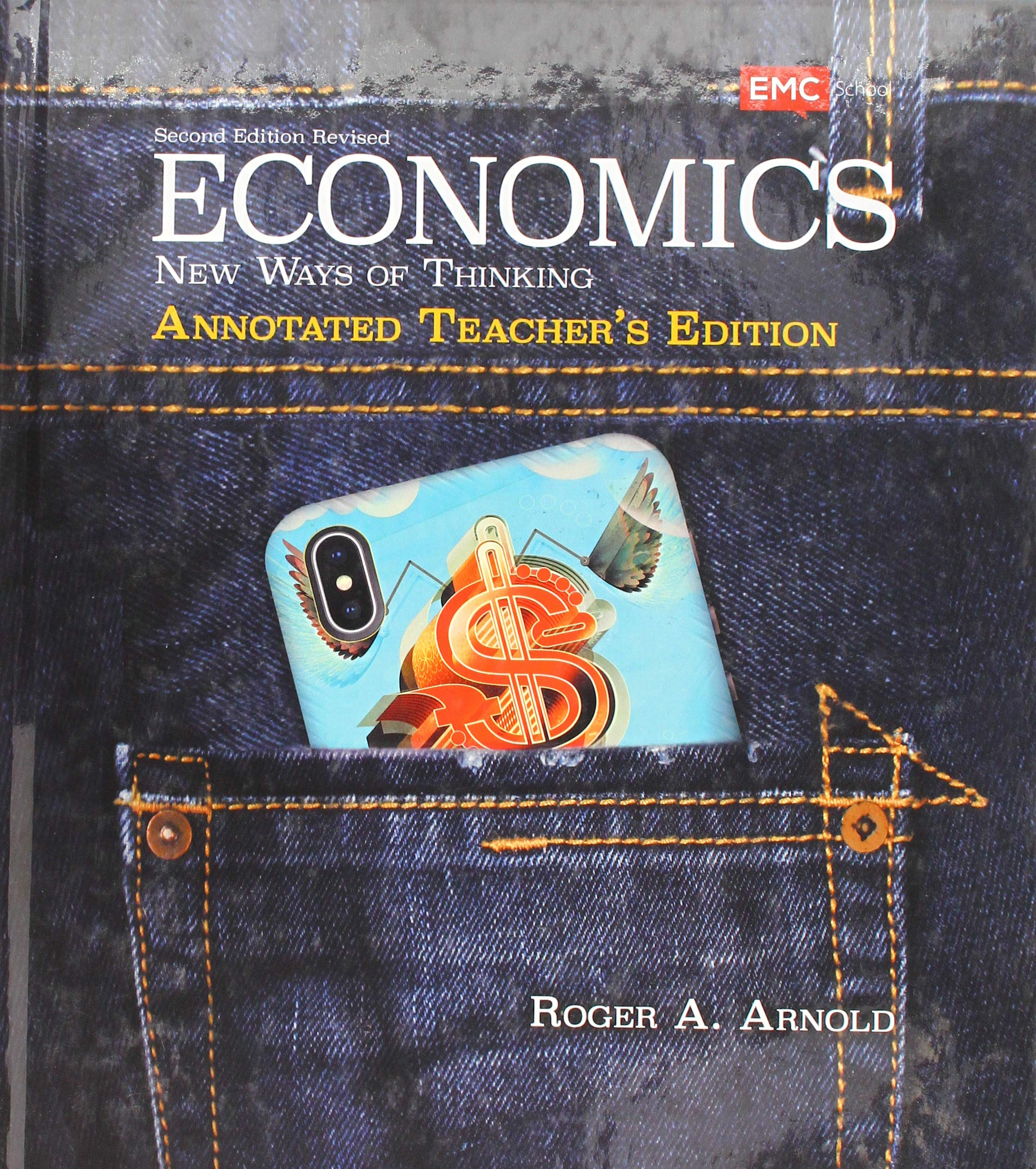 Read Online Economics, Annotated Teacher's Edition: New Ways of Thinking pdf