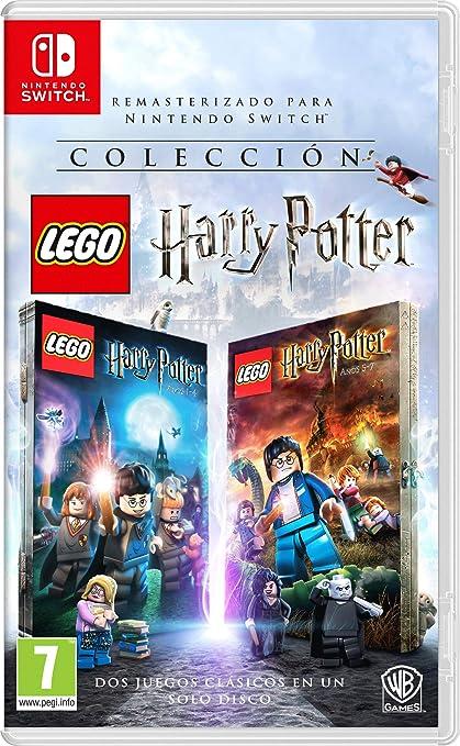 Lego Harry Potter Collection - Nintendo Switch. Edition: Estándar ...