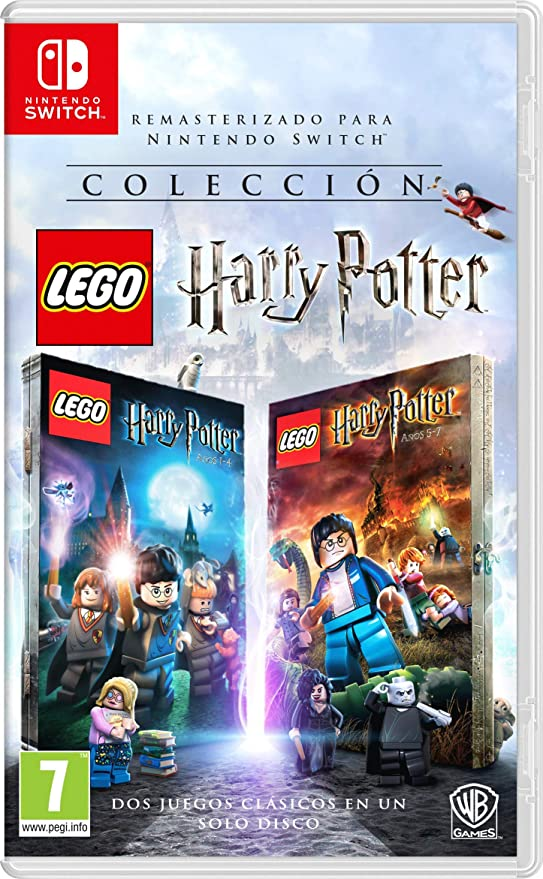 Lego Harry Potter Collection - Nintendo Switch. Edition: Estándar ...