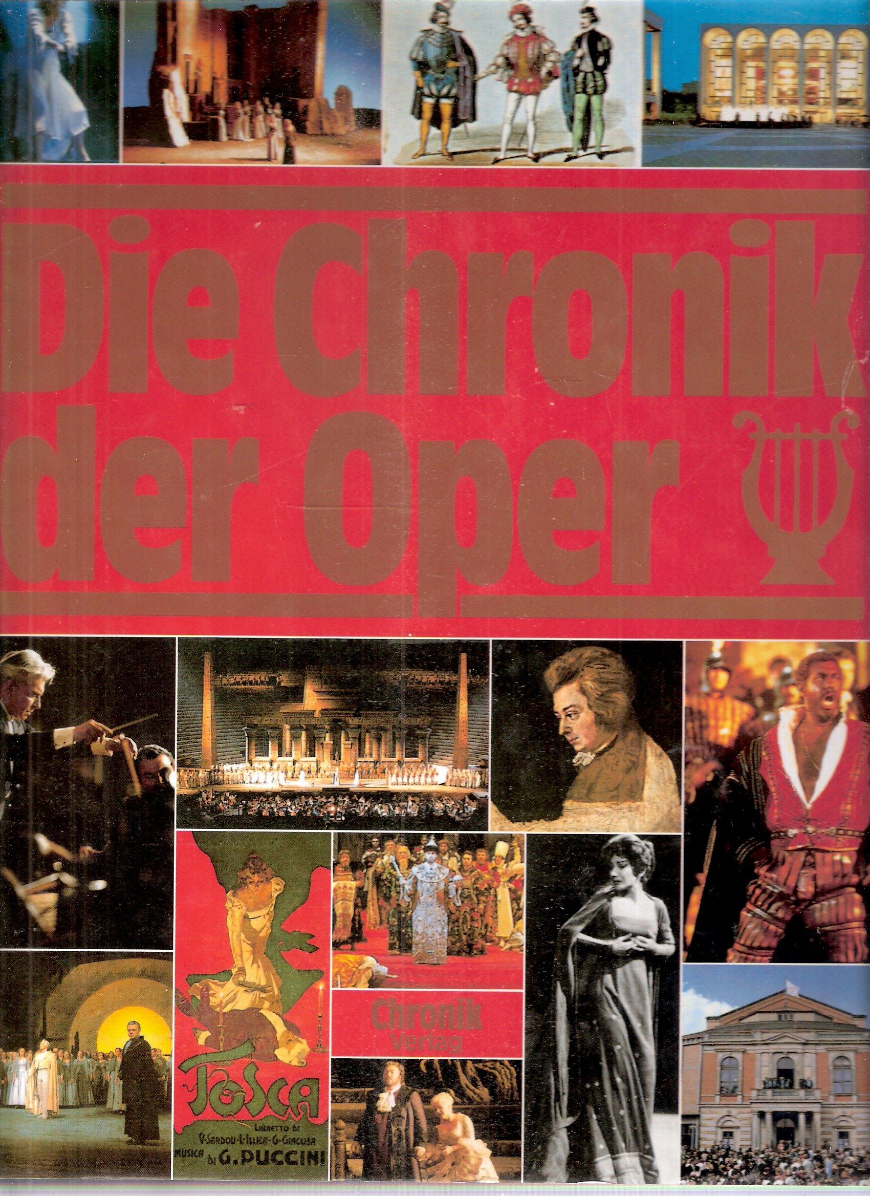 Die Chronik der Oper