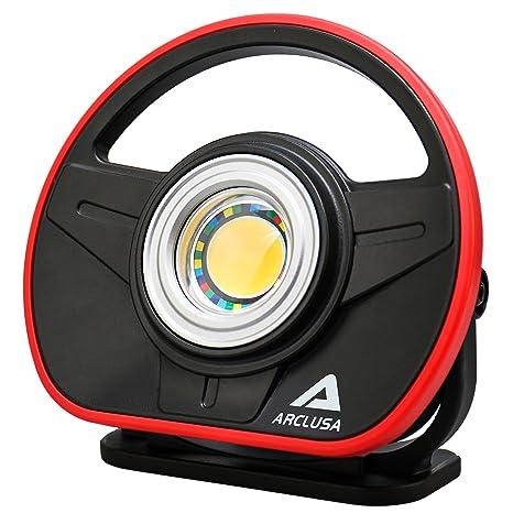 Arclusa Cob Led Rechargeable Sunlight Color Match Paint Work Light