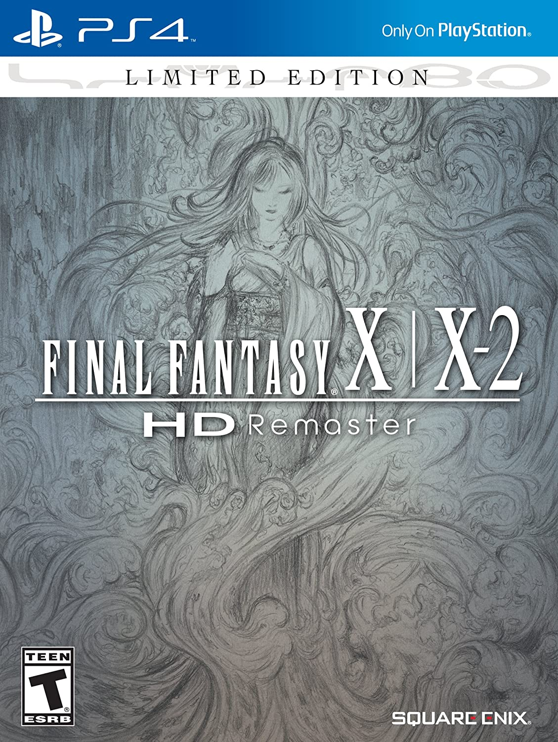 FINAL FANTASY X/X-2 HD Remaster Limited Edition - PlayStation 4 (輸入版) B00URE9SSE