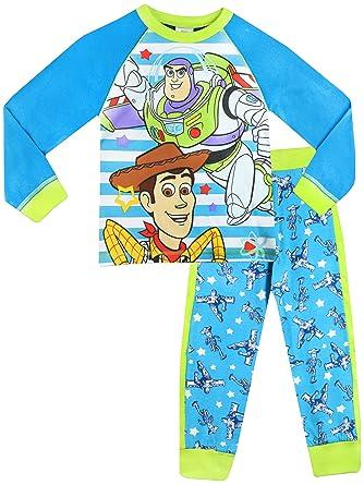 08d1ad29d2 Disney Boys Toy Story Pyjamas  Amazon.co.uk  Clothing