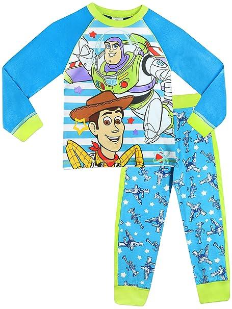 Disney Toy Story - Pijama para Niños - Toy Story - 18 - 24 Meses