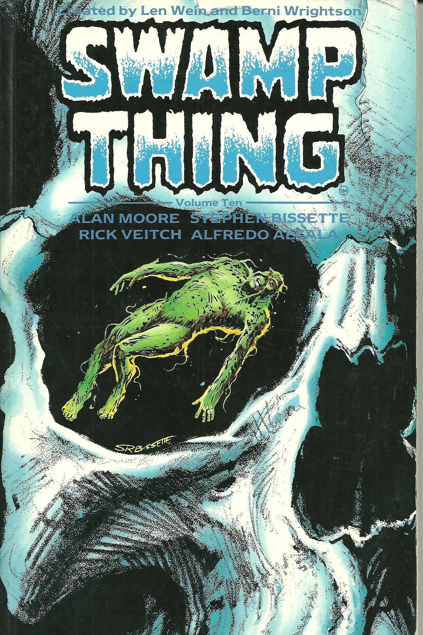 swamp thing vol 10 bk 10