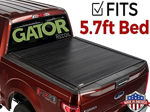 Gator 2009-2018 Dodge Ram 5.7 FT. Retractable Tonneau