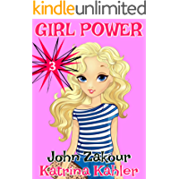 GIRL POWER - Book 3: The True Enemy: Book for Girls 9-12