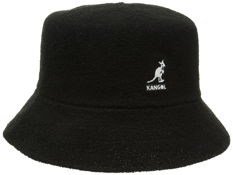 f1fcbcba5a7649 Kangol Mens Bermuda Bucket Bucket Hat: Amazon.ca: Clothing & Accessories