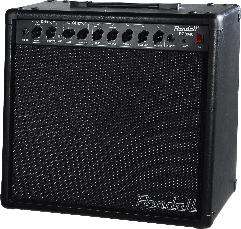 randall rg8040 70 watt guitar amplifier head amazon ca  laney amps la range la65d 70 watt 2x8