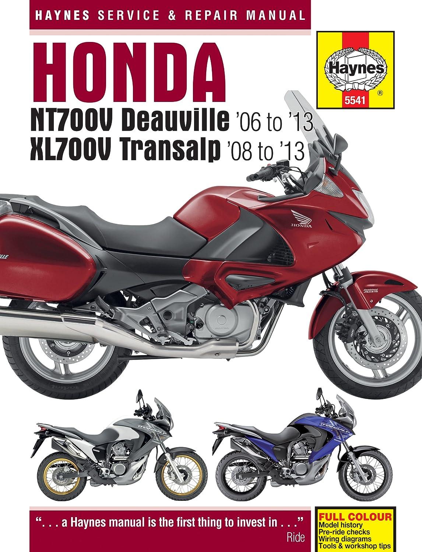Honda NT 700 NT700V NT700VA Repair Manual Haynes Service Manual Workshop  Manual 2006-2013: Amazon.co.uk: Car & Motorbike