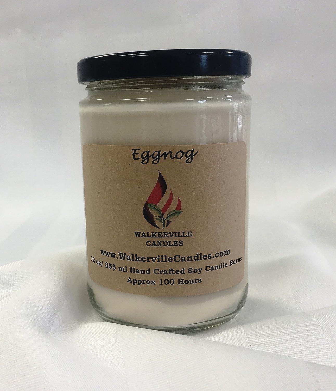 Eggnog 12 oz soy candle
