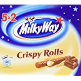 Milky Way Crispy Roll, 5x25 g  (Pack of 13)
