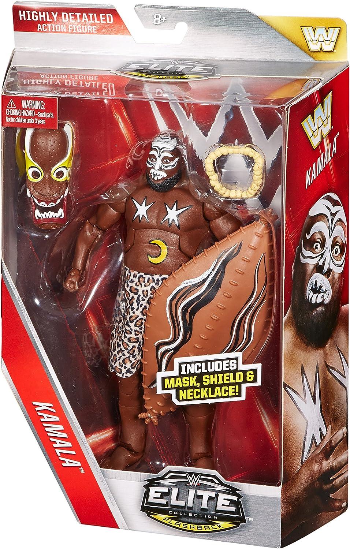 New in Stock WWE Elite Lost Legends Kamala