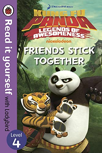 Kung Fu Panda: Friends Stick Together � Level 4