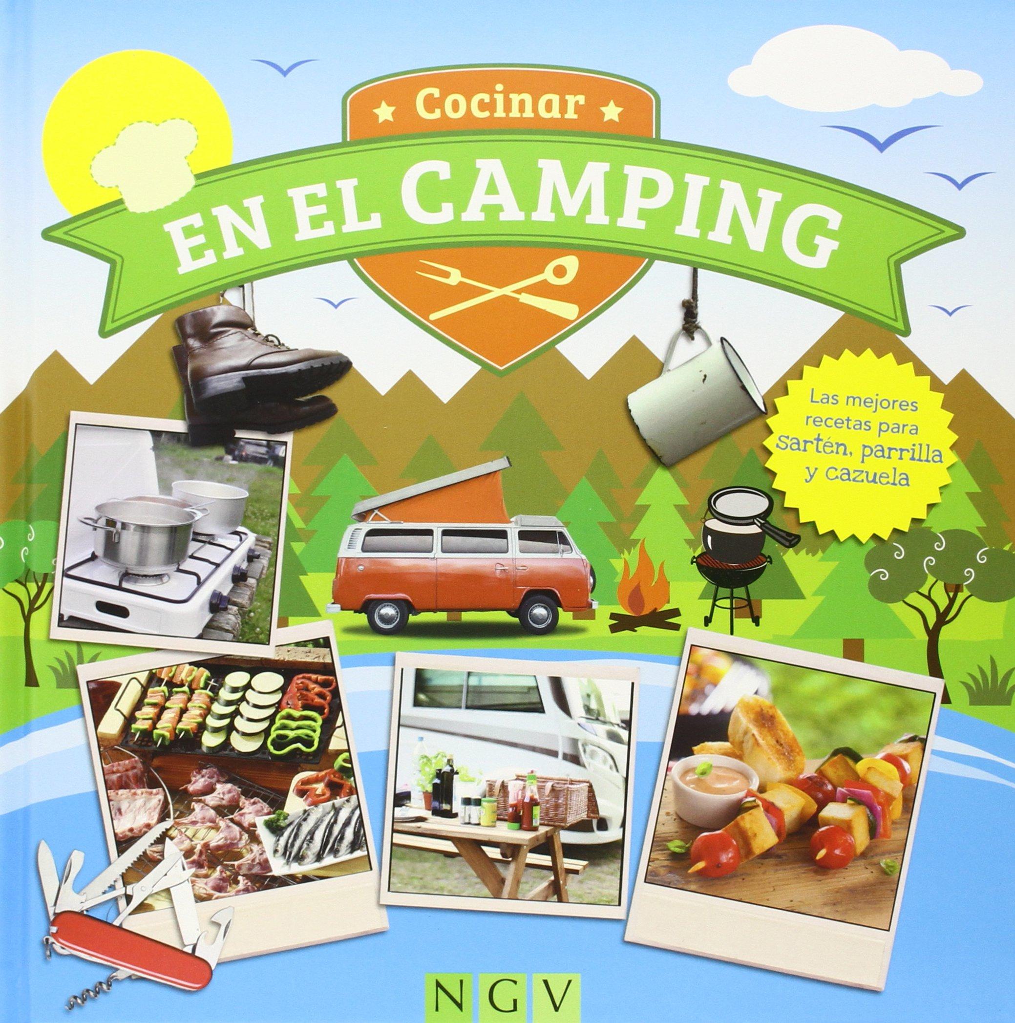 Amazon.com: COCINAR EN EL CAMPING (9783869415628): AA.VV: Books