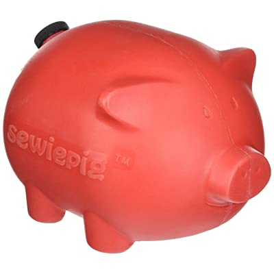 E49 Enterprises (E49-Polar White-003-R Red Sewiepig Sewer Hose Holder: Automotive