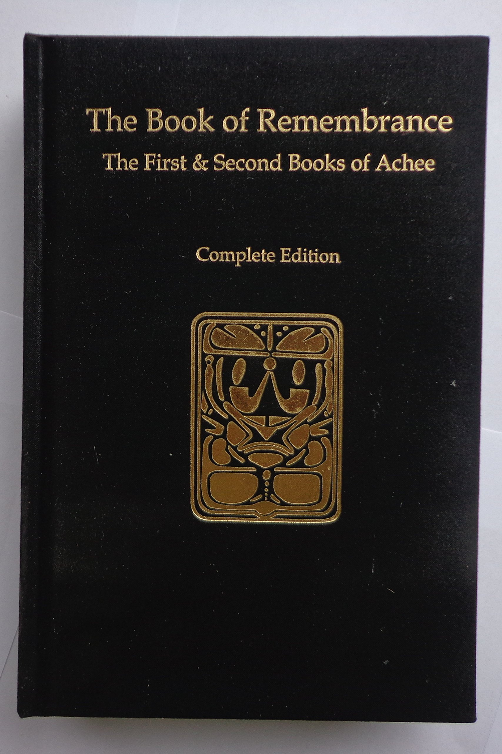 Download The Book of Remembrance: The First & Second Books of Achee ebook
