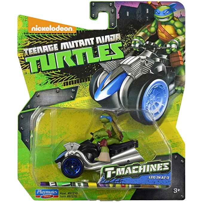 Amazon.com: T-Machines de las Tortugas ninja mutantes ...
