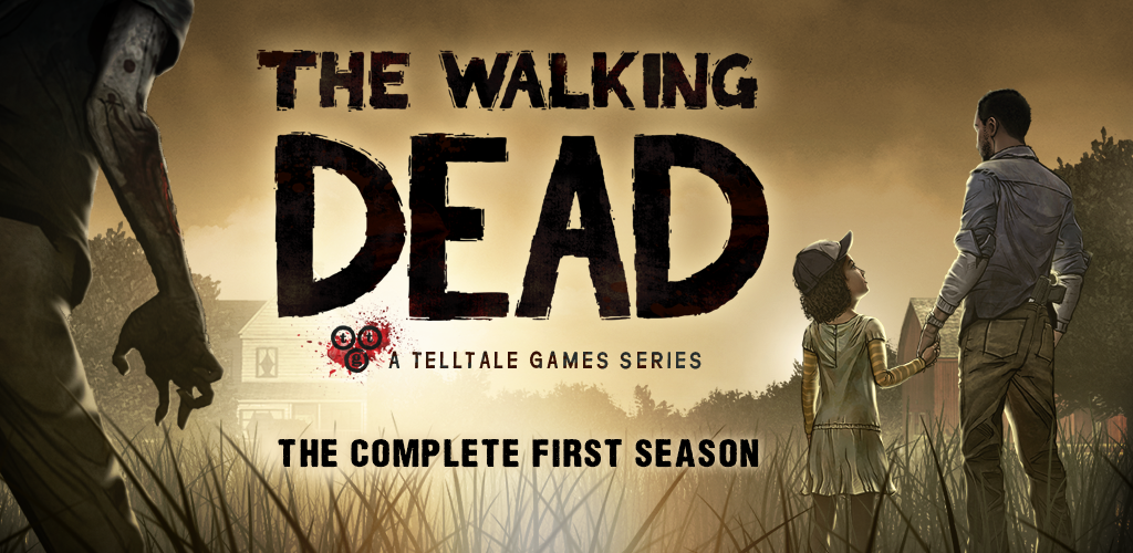 The Walking Dead: Season One Android GamePlay Part 1 ...