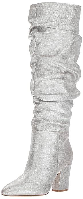 Women's Scastien Metallic Mid Calf Boot