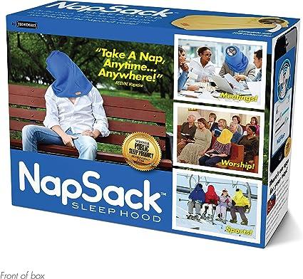 Free Ship New Prank Pack Nap Sack