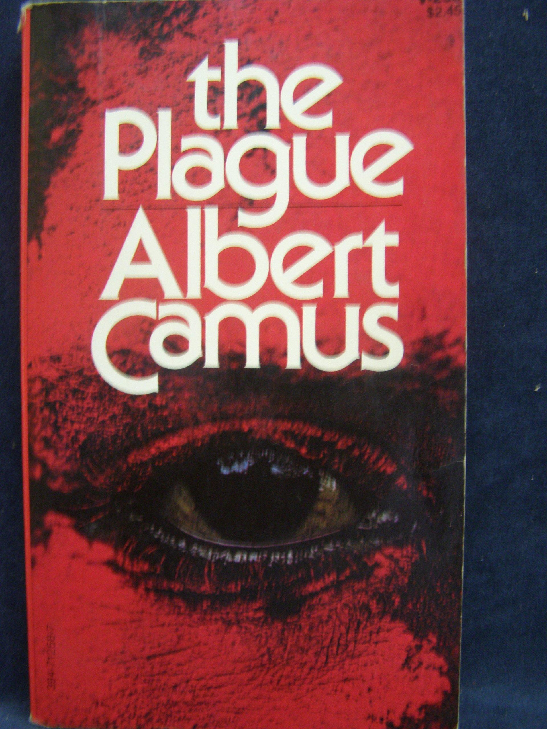 why did albert camus write the plague