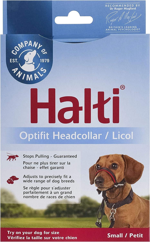 HALTI OptiFit 0886284124201 - Collar de Morro, S