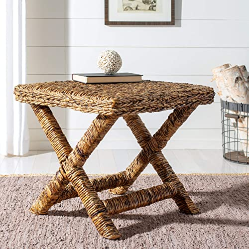 Safavieh Home Collection Manor Wicker Bench