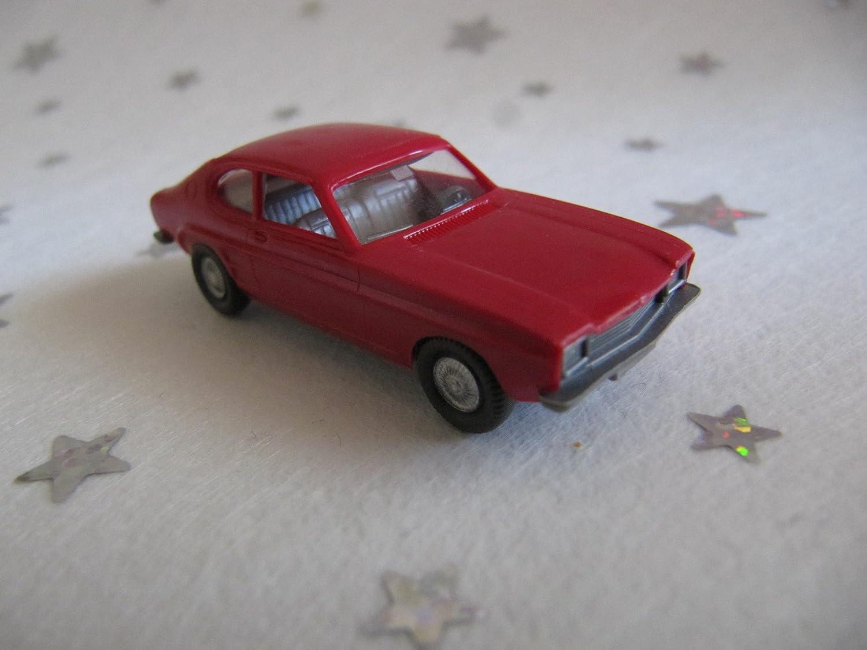 1//87 Wiking Ford Capri rot 202 1 A