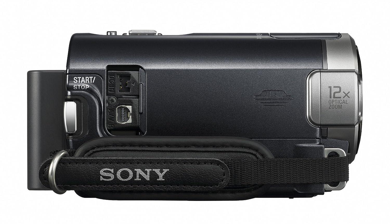 Sony HDR-CX305EB - Videocámara Memoria Flash Integrada / Tarjeta ...