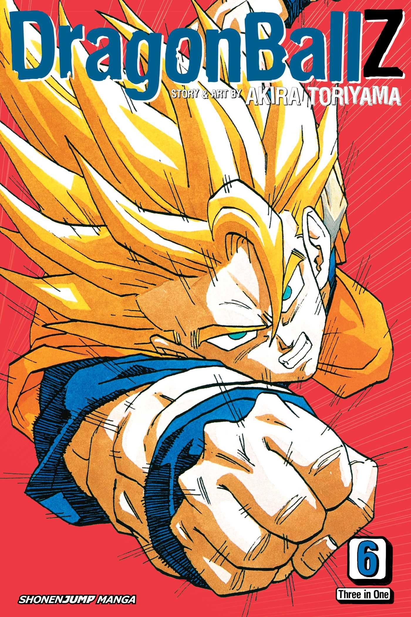 Dragon Ball Z Vol 6
