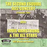 The Second Esquire Jazz Concert, 17th January 1945 Plus Louis Armstrongs & The All Stars, 19th June 1947 NBC Broadcast (Live)