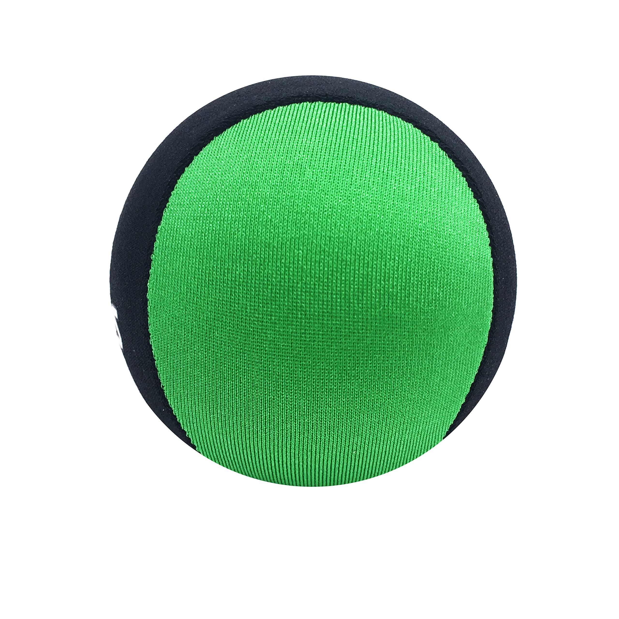Silfrae Water Jumping Ball Surf Ball Water Bouncing Ball (Green) by Silfrae