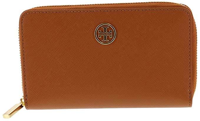 3d5510bdaa7 Tory Burch Robinson Mini Continental Saffiano Leather Wallet, Style No  34411 - -: Amazon.co.uk: Clothing
