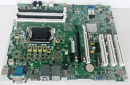 HP 657096-001 Placa Base Refacción para Notebook - Componente para Ordenador Portátil (Placa