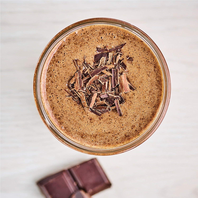 Purition Batido de proteínas de Chocolate (500g). Batido para el desayuno