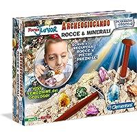Clementoni 13809 Focus Rocce e Minerali - Juego
