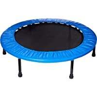 Crown Sporting Goods 38 Inch Mini Rebounder Trampoline with padding