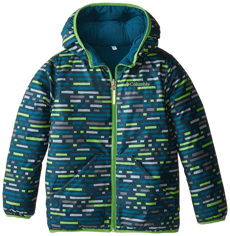 f687c46f4 Amazon.com: Columbia Boys' Dual Front Jacket: Down Alternative Outerwear  Coats: Clothing