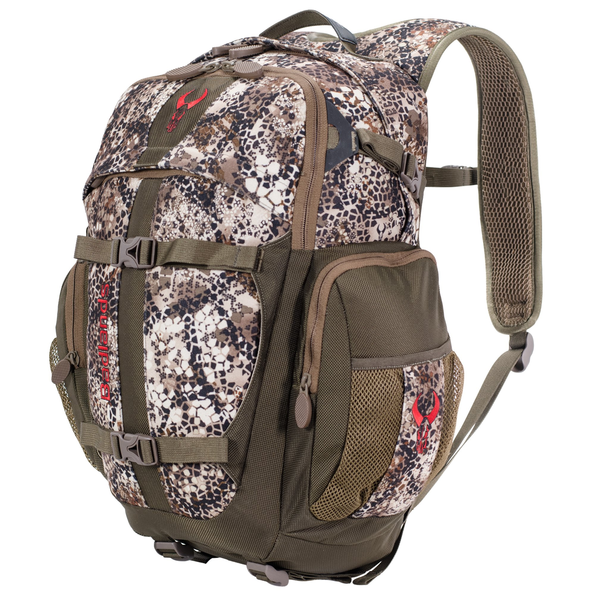 Badlands Pursuit Camouflage Hunting Day Pack - Bow and Rifle Compatible, Approach FX