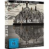 Parasite (Mediabook A, UHD, Blu-ray, Bonus-Blu-ray) [4K Blu-ray]